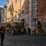 Trastevere Altstadt