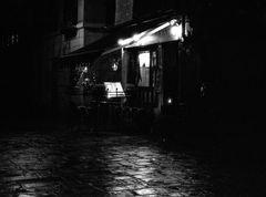 Trattoria in Venedig