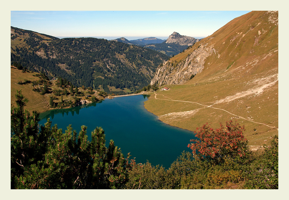 Traualpsee 1631 m