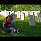 Trauer in Arlington