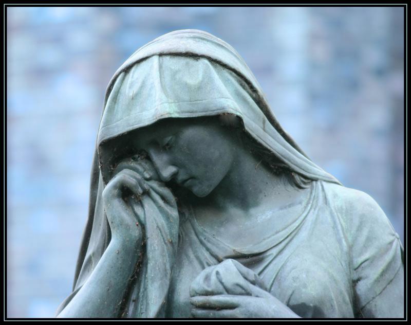 Trauer und Schmerz...