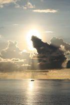 Traum auf See