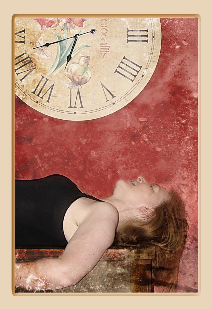 Traum im Zeitrahmen der Endlosigkeit Foto & Bild | erwachsene, frau ...