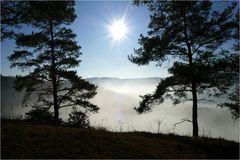 Traum-Landschaft