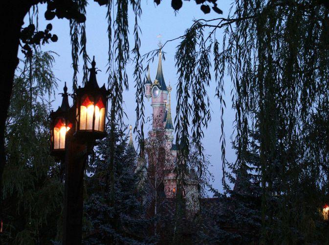Traum-Schloss