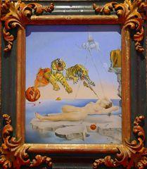 """"""" Traum, verursacht durch den Flug einer Biene ..."""