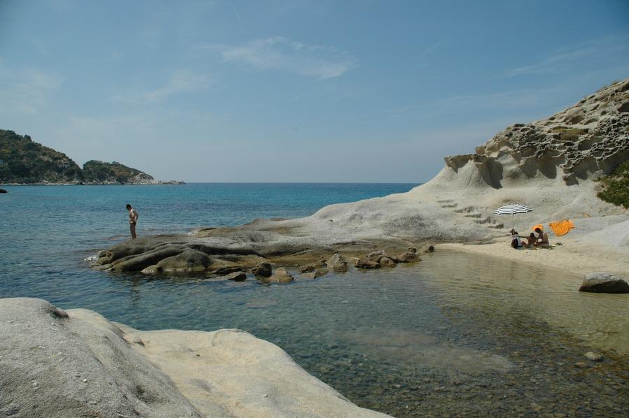 Traumbucht auf Elba