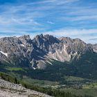 Traumhafte Aussichten von der Bergstation des Paolina Sessellifts