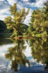 traumhafte Bauminsel - sanft 2