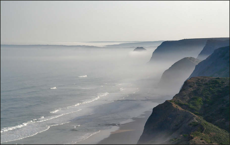 ** Traumhafte Westküste **