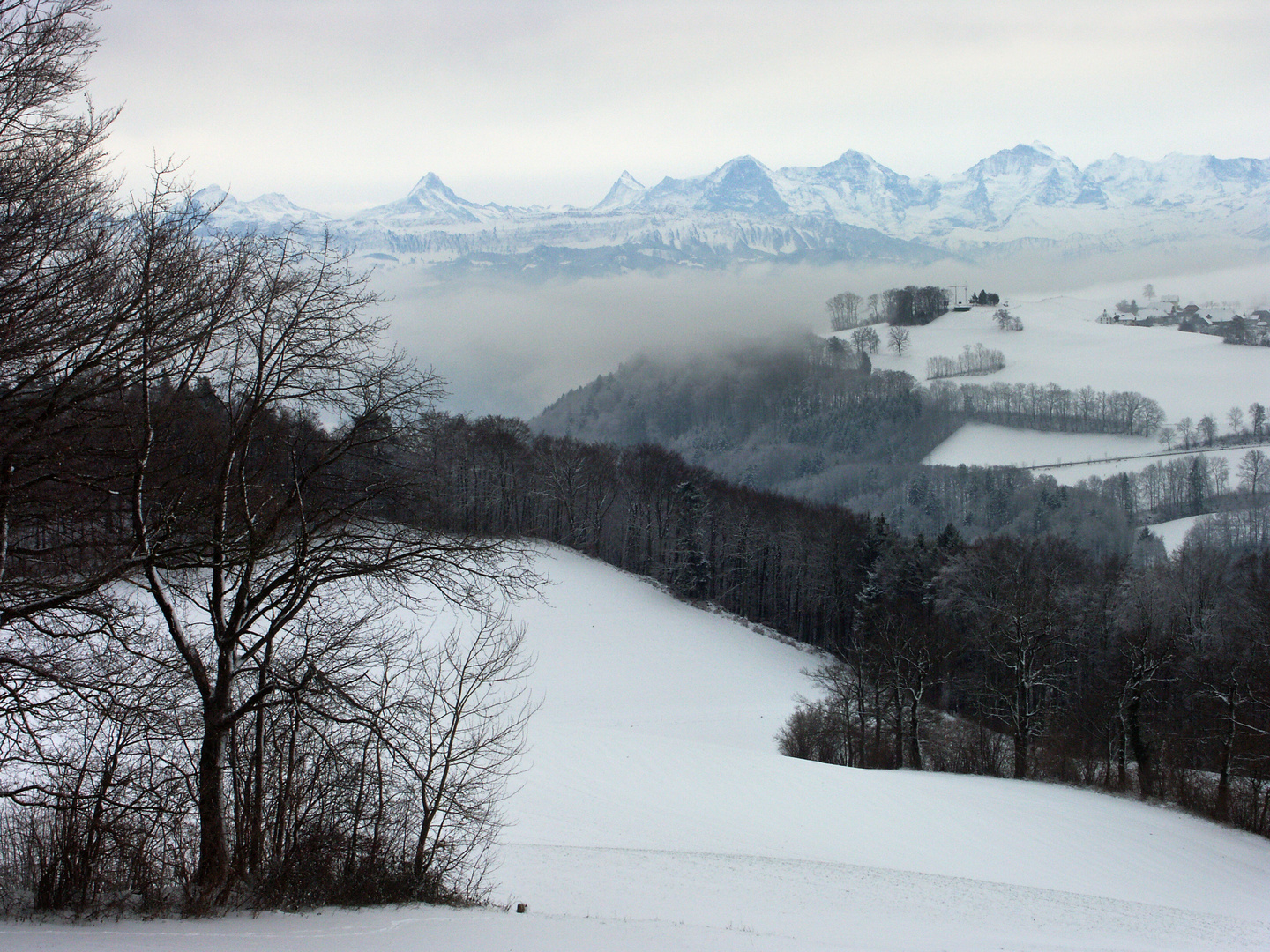 Traumhafter Winter