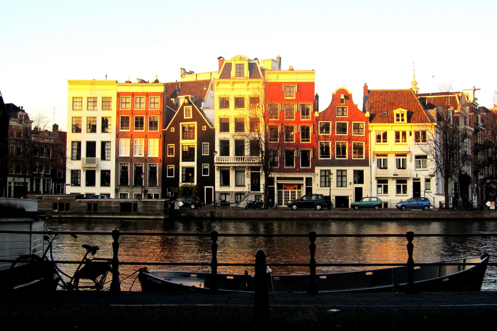 Traumhaftes Amsterdam