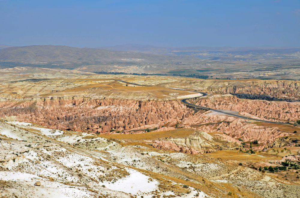 Traumhaftes Kappadokien mit dem Devrent-Tal