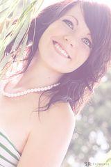Traumhaftes Lächeln von Olivia...