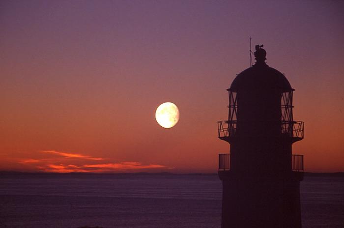 Traumnacht am Leuchtturm