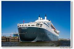 Traumschiff im Hamburger Hafen