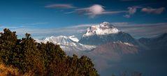Traumstimmung am Dhaulagiri