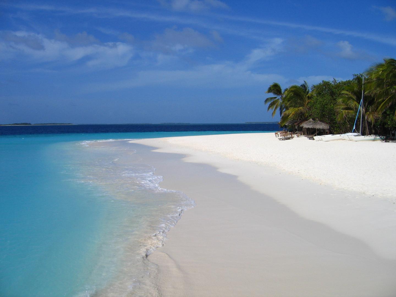 Traumstrände 1 (Malediven, Reethi Beach, Baa-Atoll)