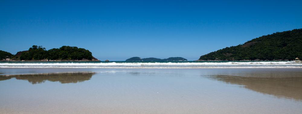 Traumstrand Dois Rios, Ilha Grande
