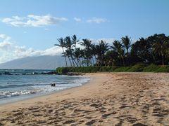 Traumstrand in Makena auf Maui