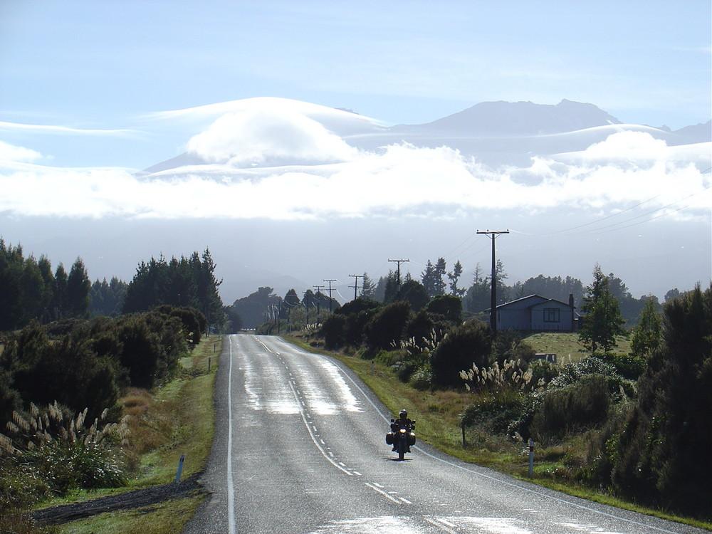 Traumstraße in NZ