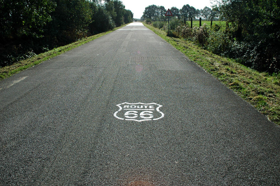 Traumstraßen Route 66