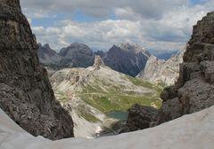 Traumtour in den Dolomiten...