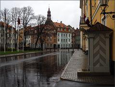 Traumwetter in Riga