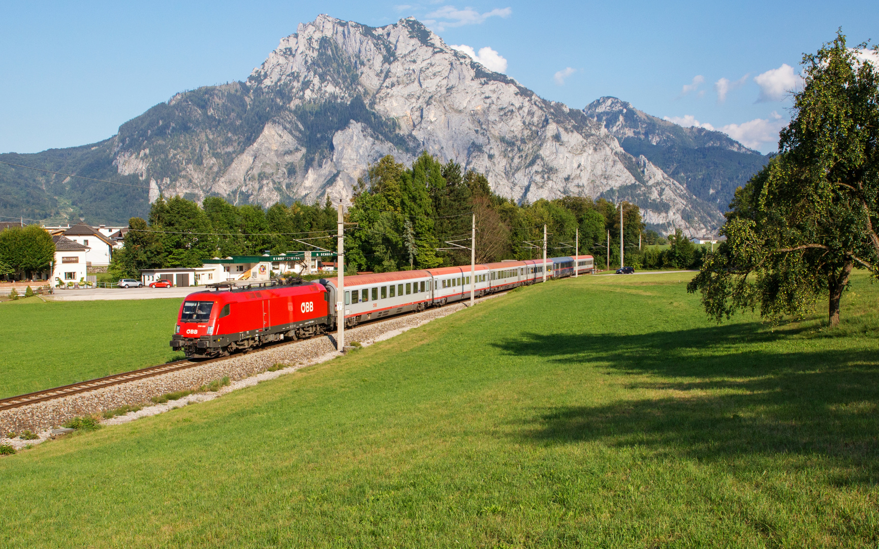 """""""Traunstein Express"""":))"""