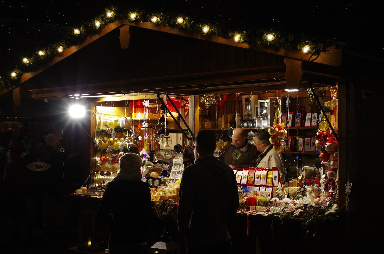 Traunsteiner Christkindl Markt