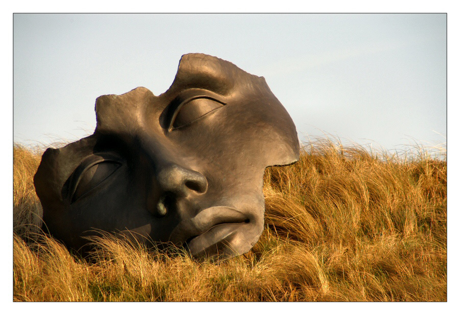 Trauriges Gesicht Fotografie Arktis Masuren Recklinghausen