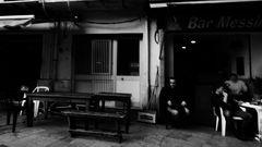 Travel notes: Bar Messina (Sicily 2010)