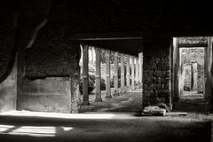 Travel notes: Pompei, 2006