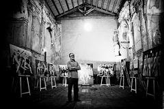 Travel notes: The artist (Castelbuono, 2009)