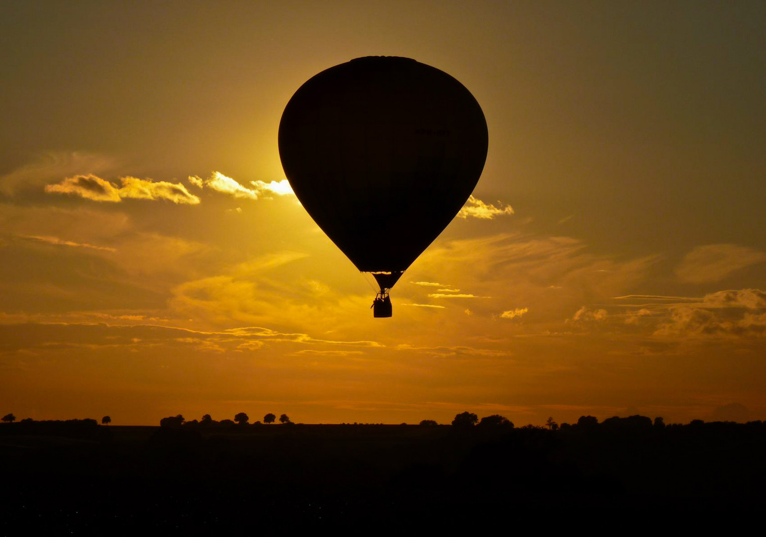 Traveling by Hot Air