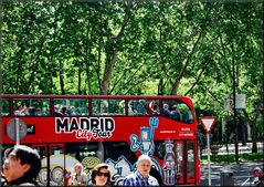 Traveling in Madrid