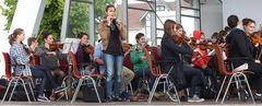 Travemünde-Konzert:Rudolf Steiner Schule Berlin 2