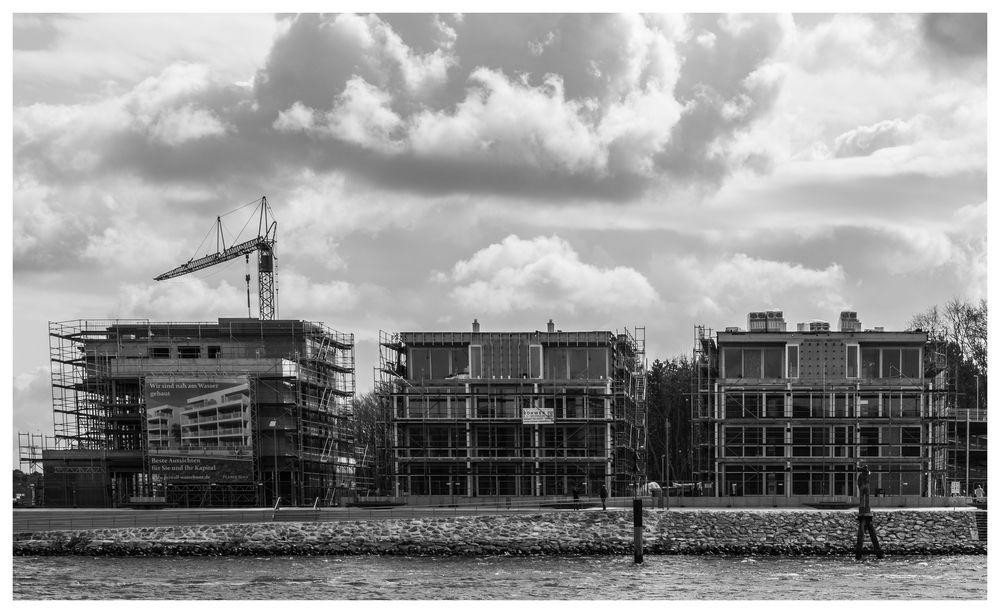 "Travemünde Priwall ""Waterfront"" Foto & Bild"