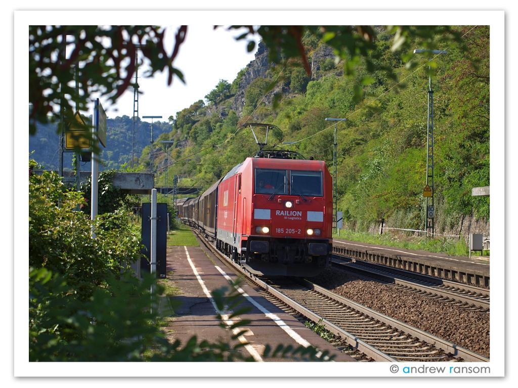 TRAXX am Rhein