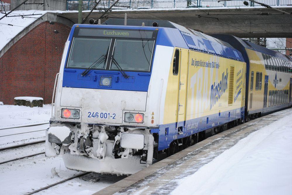 TRAXX Baureihe 246 (246 001-2)