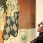 Tre donne al tavolo - Omaggio a Picasso