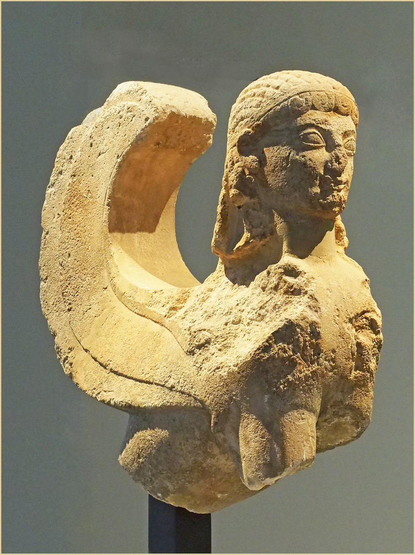 Être hybride effrayant (XIème siècle av JC)
