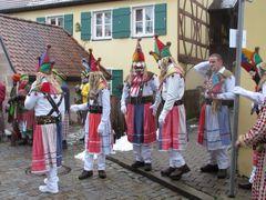 Treffen der Brauchtumsgruppen des Vereins Deutscher Karneval