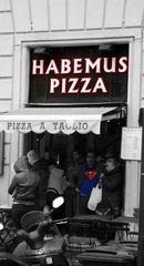 TREFFEN der PÄPSTE TEXT+FOTO HABEMUS PIZZA - MTF