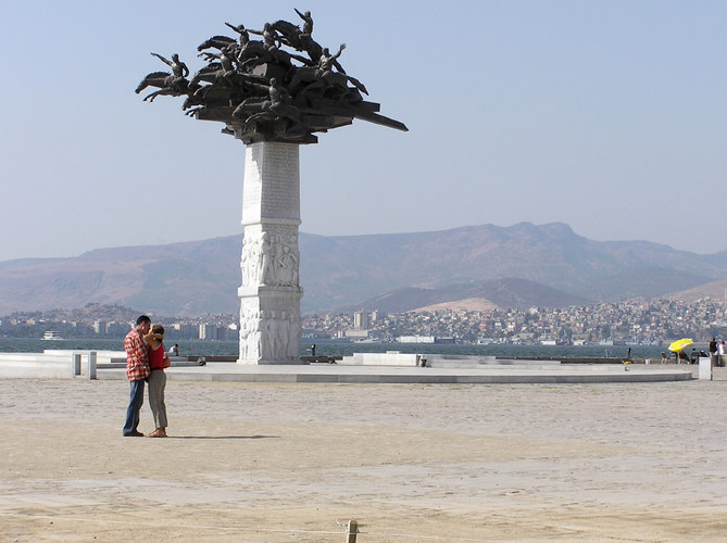 Treffen in Izmir
