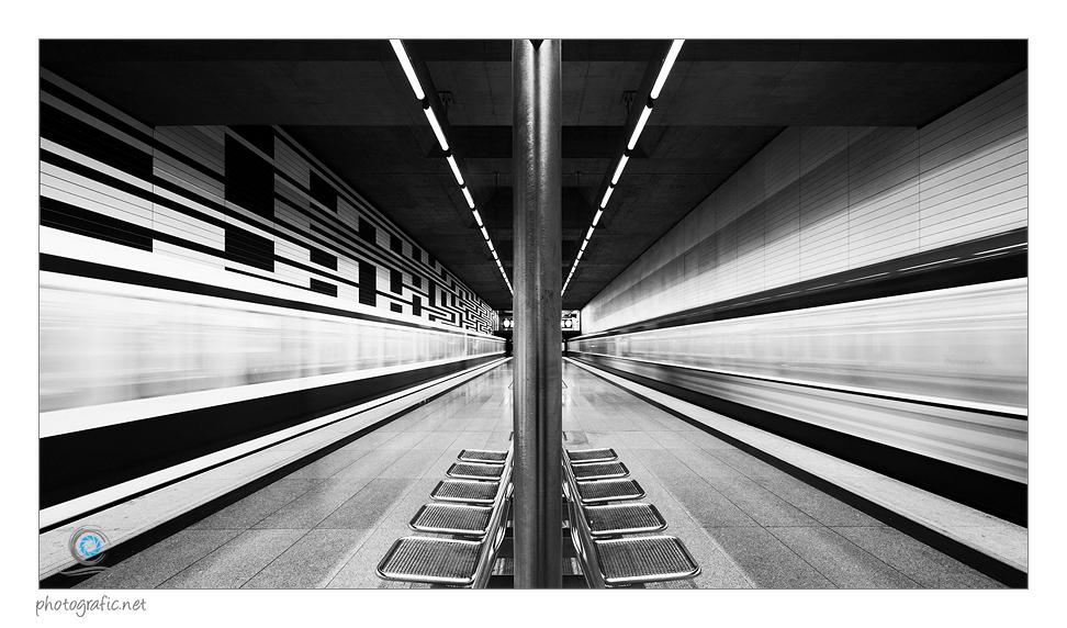 Treffen sich zwei U-Bahnen (I)