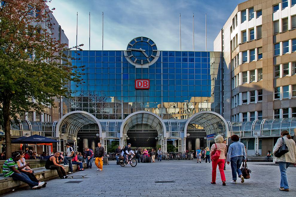 Treffpunkt Hauptbahnhof