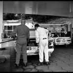 Treibstoff-Engpass ...