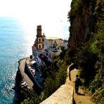 Trekking in costa di Amalfi
