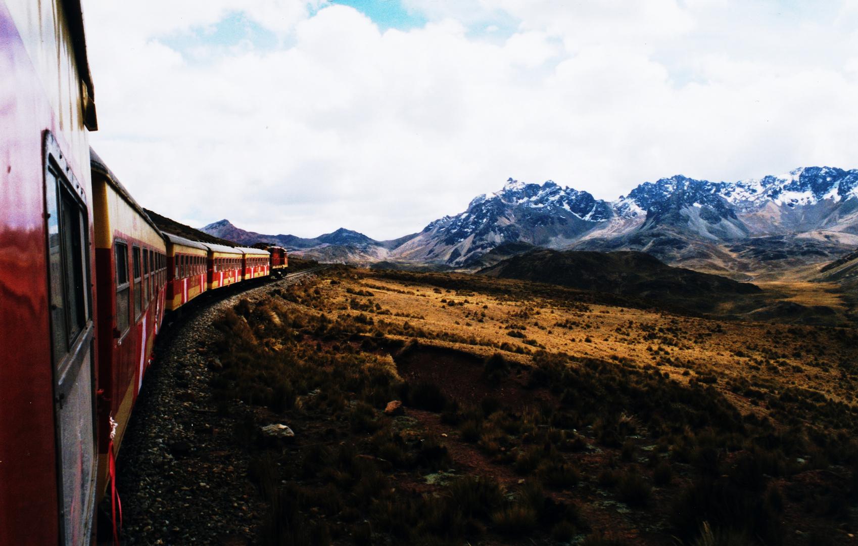 Tren Lima-Huancayo